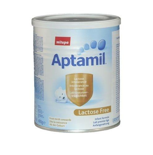 Aptamil Бебешко адаптирано мляко  без лактоза /Lactose Free/ 400 гр.